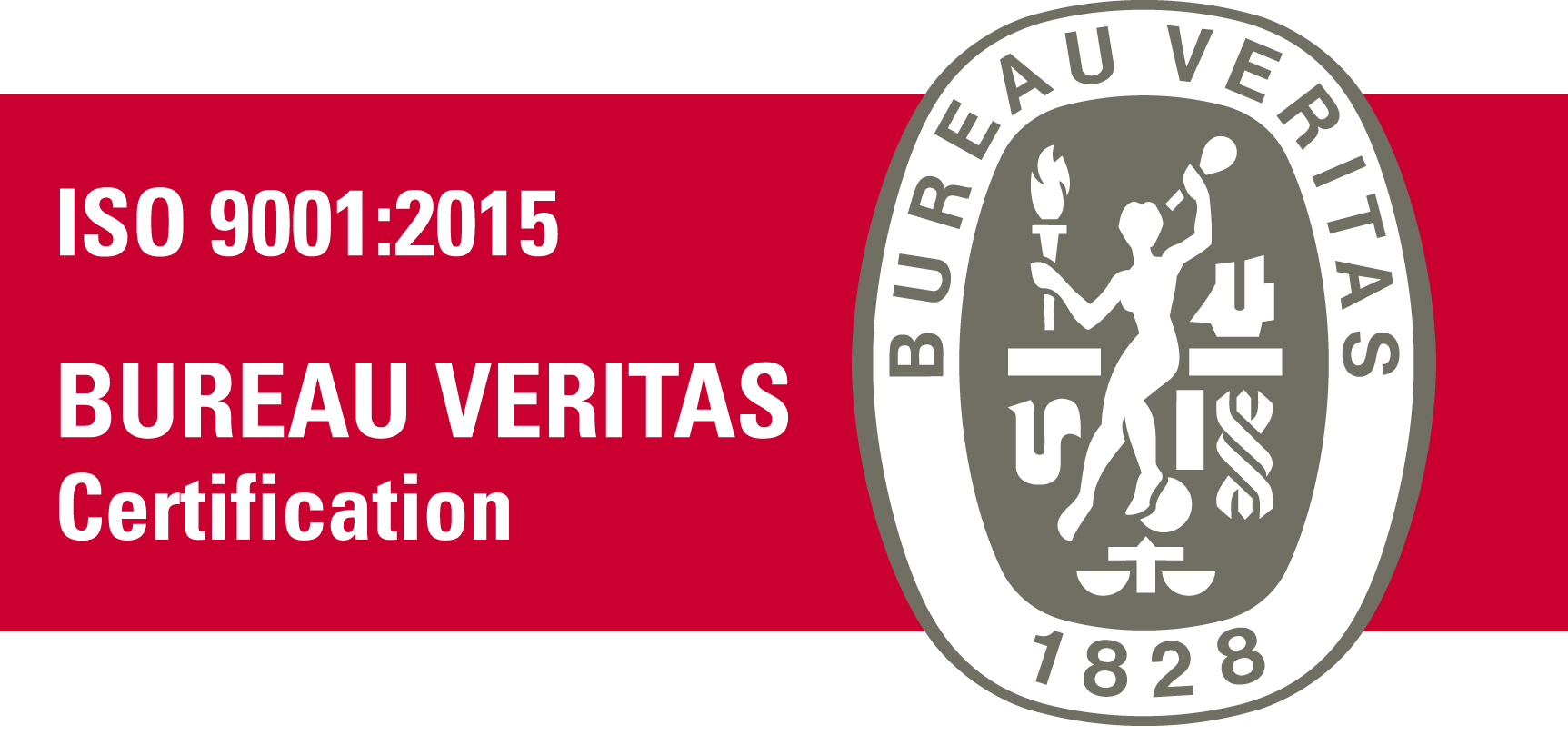 Bureau Veritas - Certification ISO 9001:2015